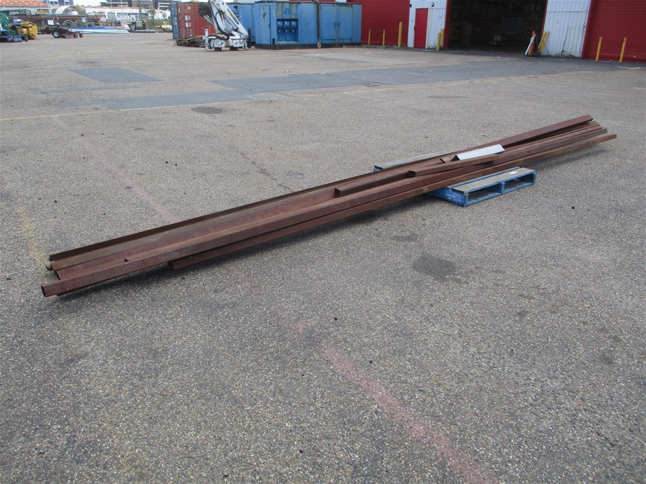 Qty Pallet x Assorted Steel Lengths