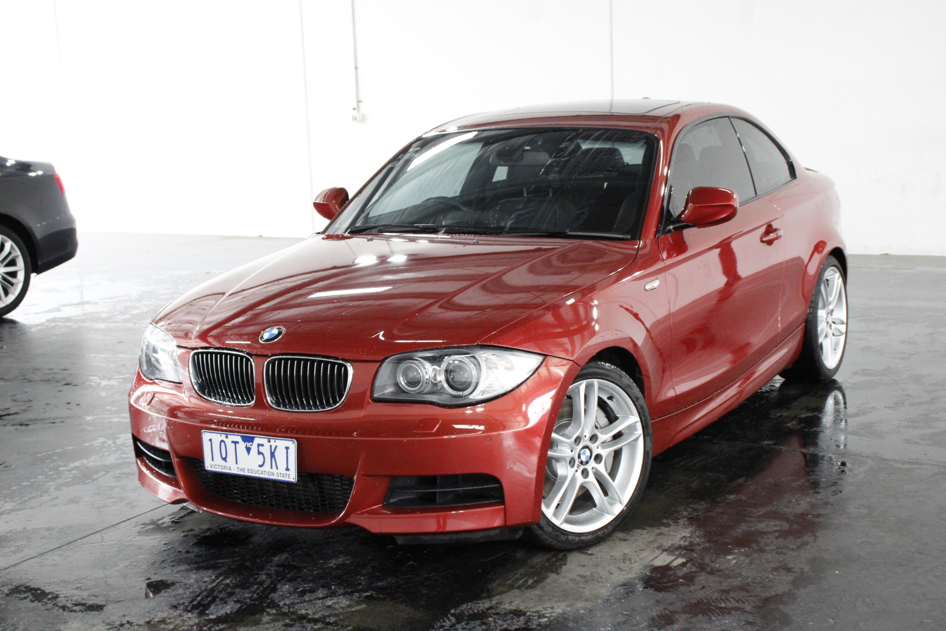 2011 BMW 1 SERIES COUPE 135i M SPORT Auto Coupe RWC issued 06/02/2020