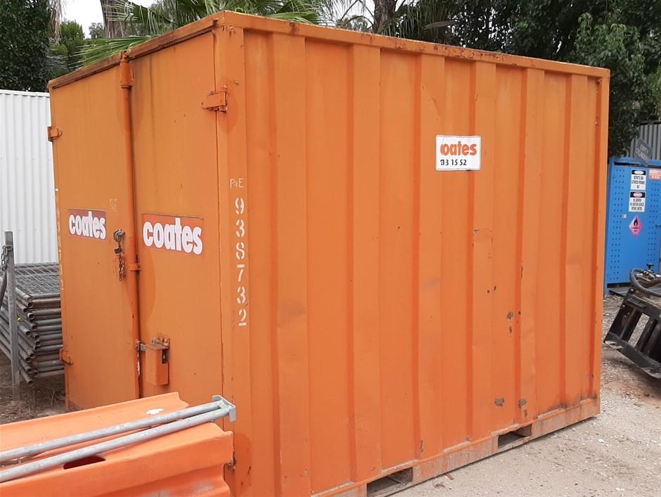 3.6M x 2.4M Container
