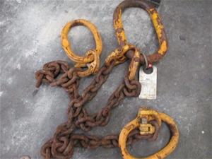 Qty 2 x Lifting Chains