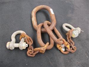 Atlas Chains Lifting Rig