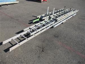 Qty 8 x Ladders