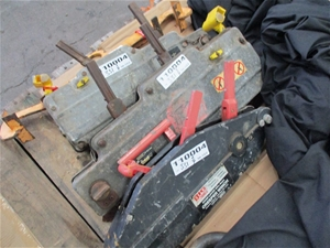 Qty 4 x Lifting and Winching Items