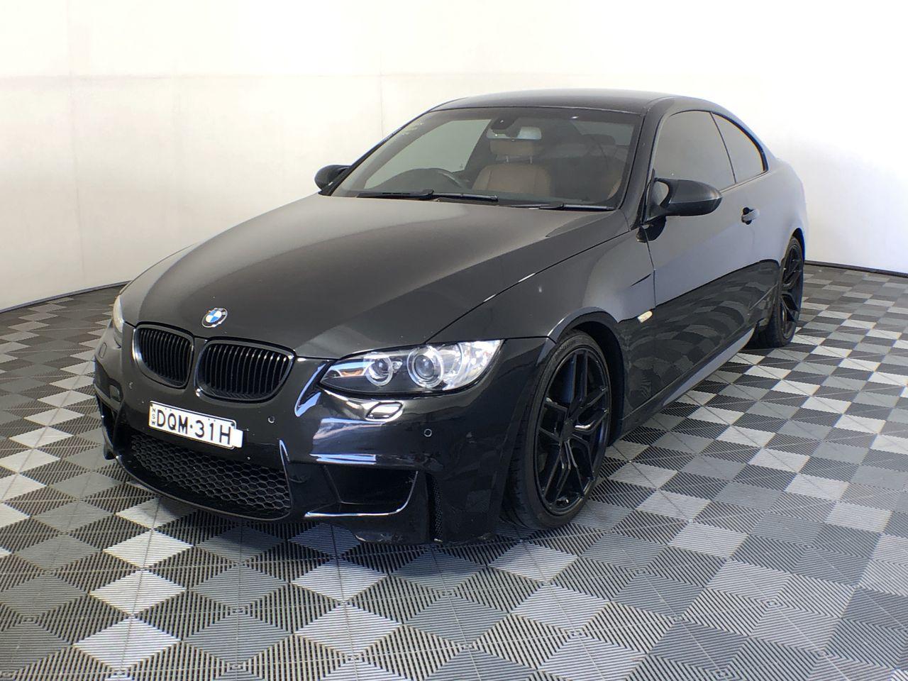 2008 BMW 325i Manual Coupe 99,643km