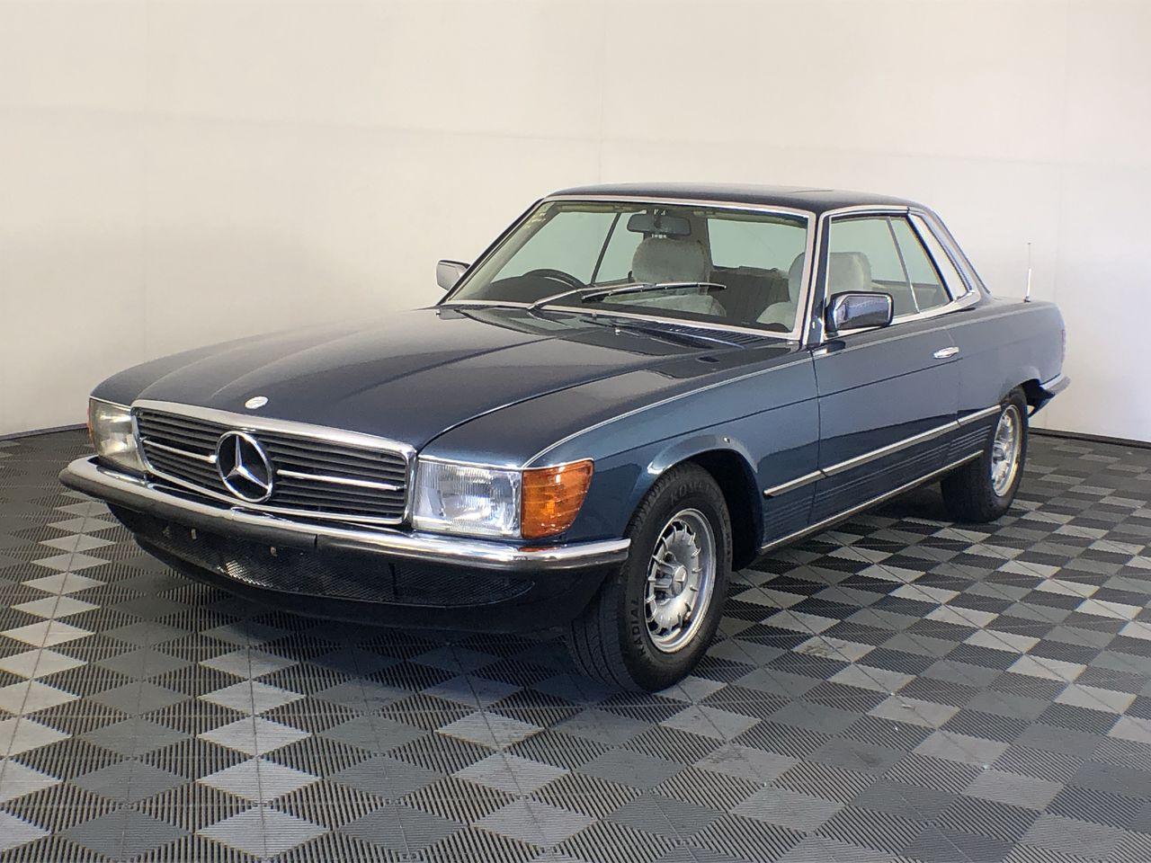 Mercedes 450 SLC Automatic Coupe
