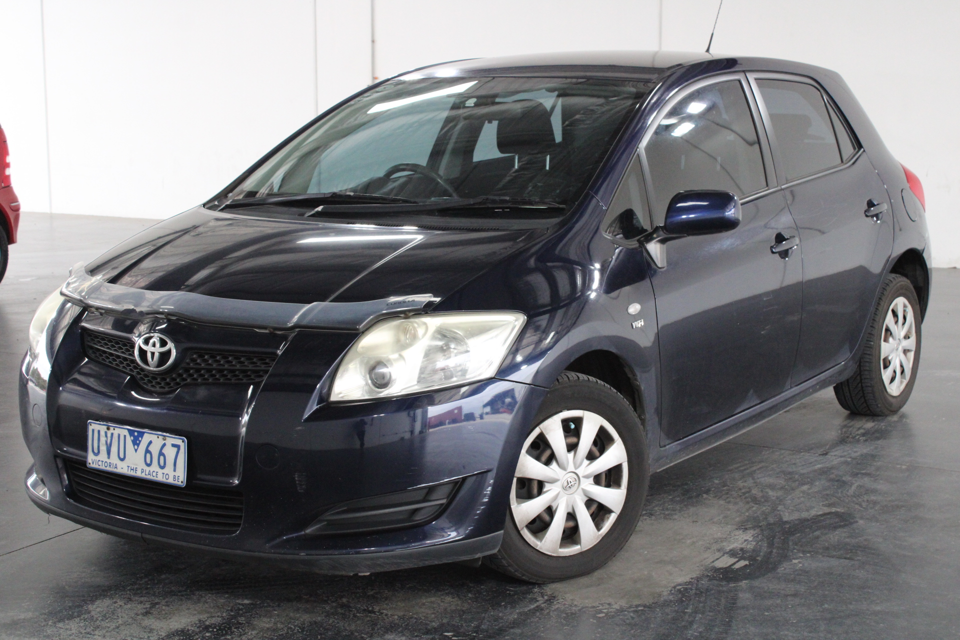 2007 Toyota Corolla Ascent ZRE152R Automatic Hatchback