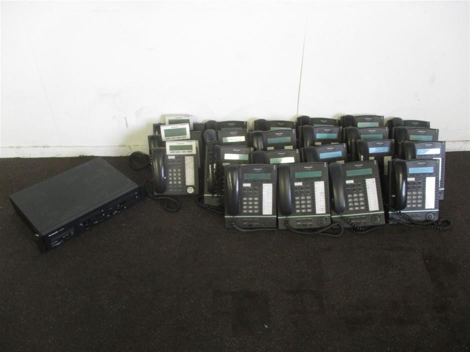 Panasonic KX-NS700AL Phone System