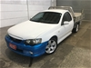 2007 Ford Falcon XR6 (LPG) BF MKII Automatic Cab Chassis