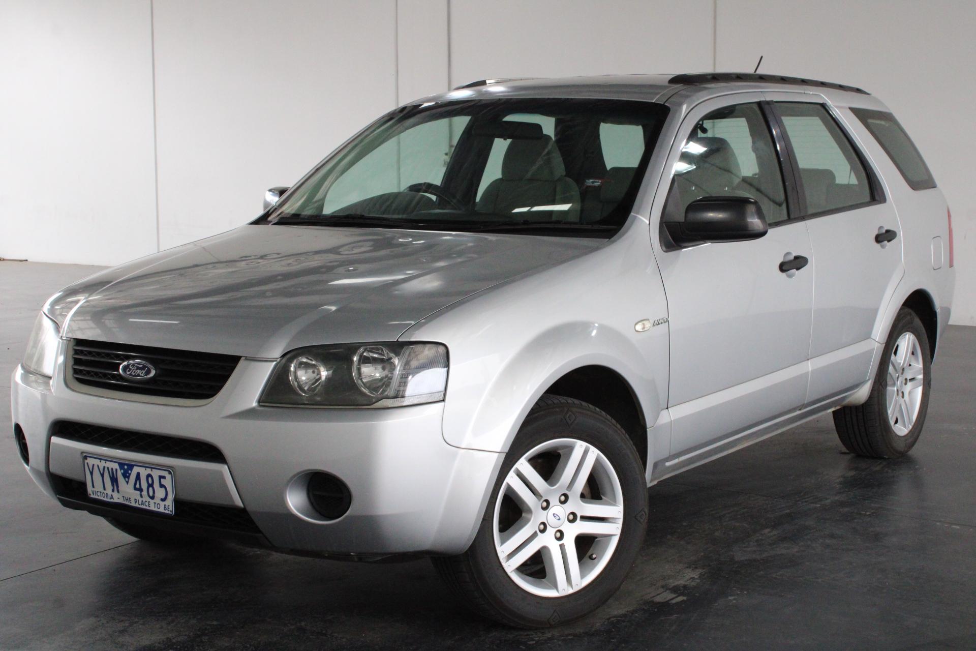 2004 Ford Territory TX (4x4) SX Automatic Wagon (WOVR)