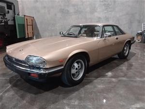 1984 Jaguar XJS V12 Automatic Coupe