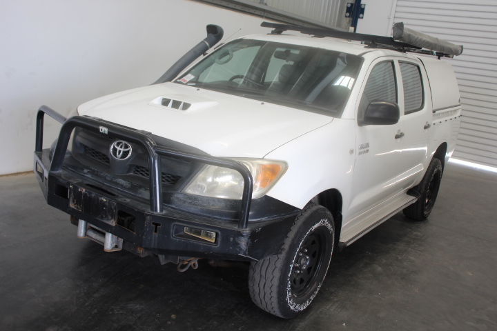 Toyota Hilux SR 4WD 3.0 T/D Dual Cab
