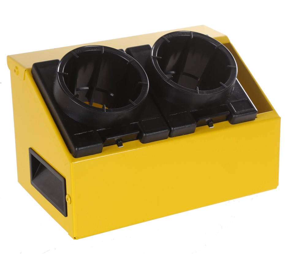 KENNEDY CNC Tool Block Holder 3-Pot. Buyers Note - Discount Freight Rates A