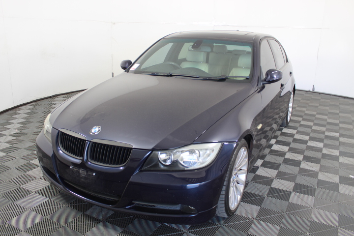 2007 BMW 3 20i E90 Automatic Sedan