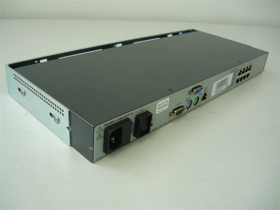 DELL (POWEREDGE 180AS) Switch