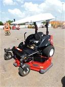 Unreserved Toro Ground Master 7210 Ride on Mower