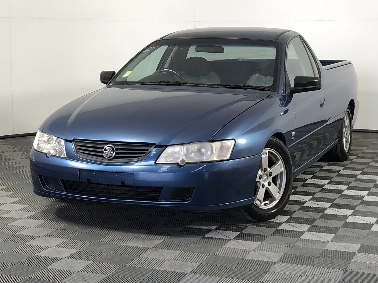 2003 Holden Commodore S Y Series Manual Ute