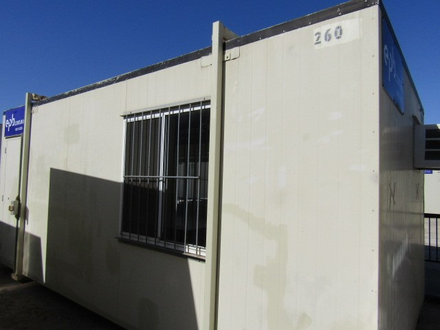 Portable Building, 6 x 3.1