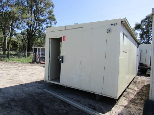 Portable Building 7.2 x 3.4