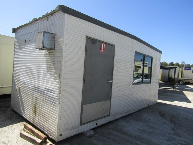Portable Building 6 x 3