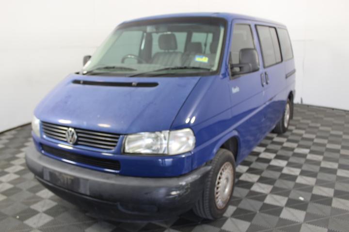 2003 Volkswagen Kombi Auto 9 Seats People Mover 172,769kms(Service history)