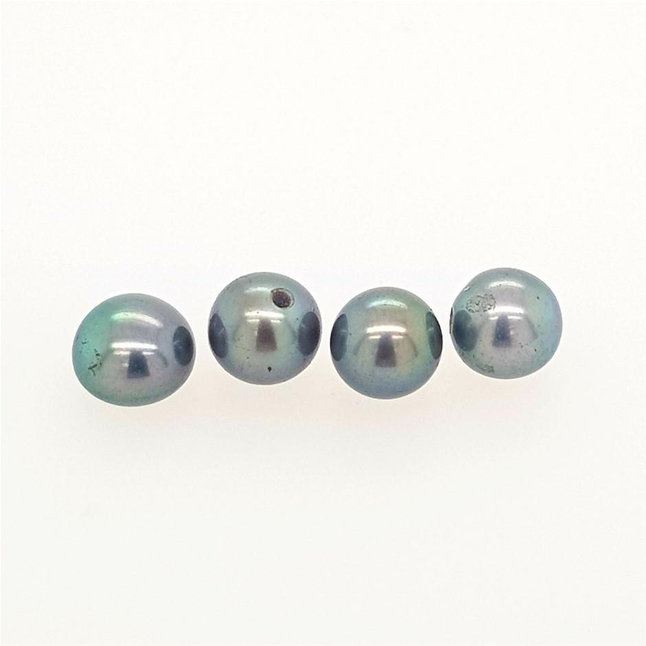 4x Pearls