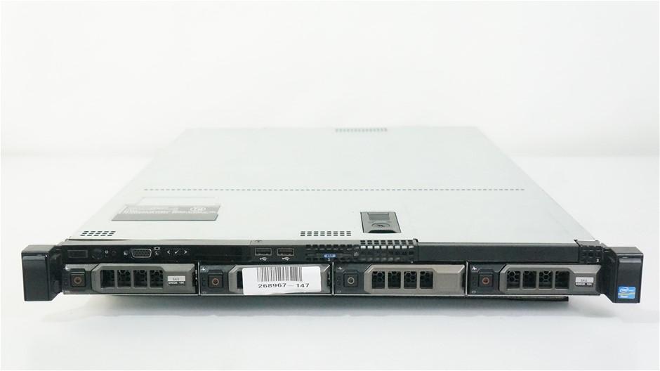 DELL (POWEREDGE R320) Server