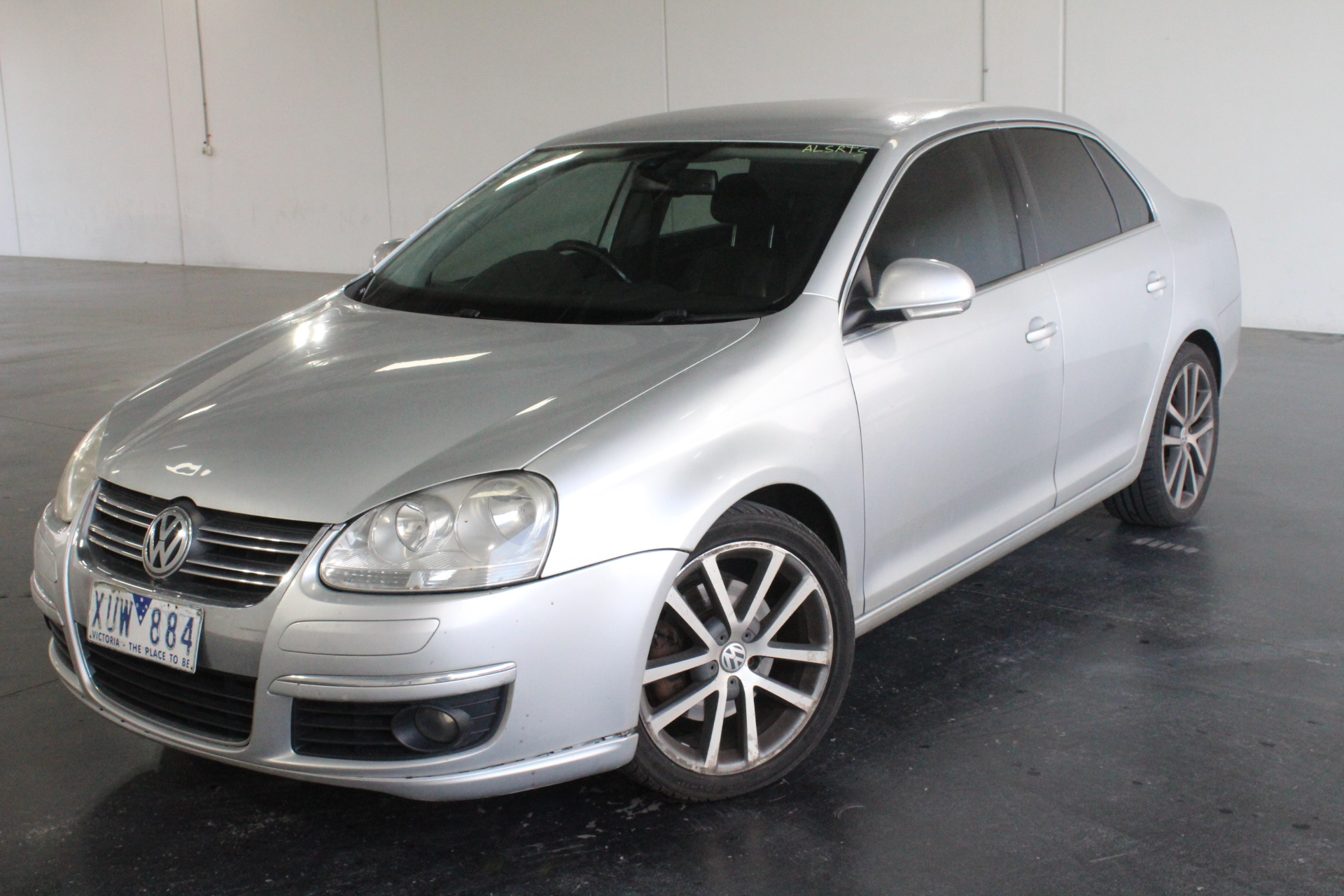 2006 Volkswagen Jetta 2.0 Turbo FSI 1KM Automatic Sedan