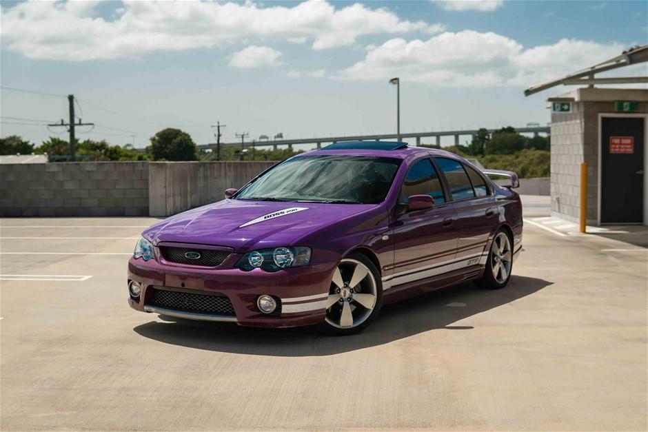 2005 FPV BA MK2 GT-P Sedan 137,741km