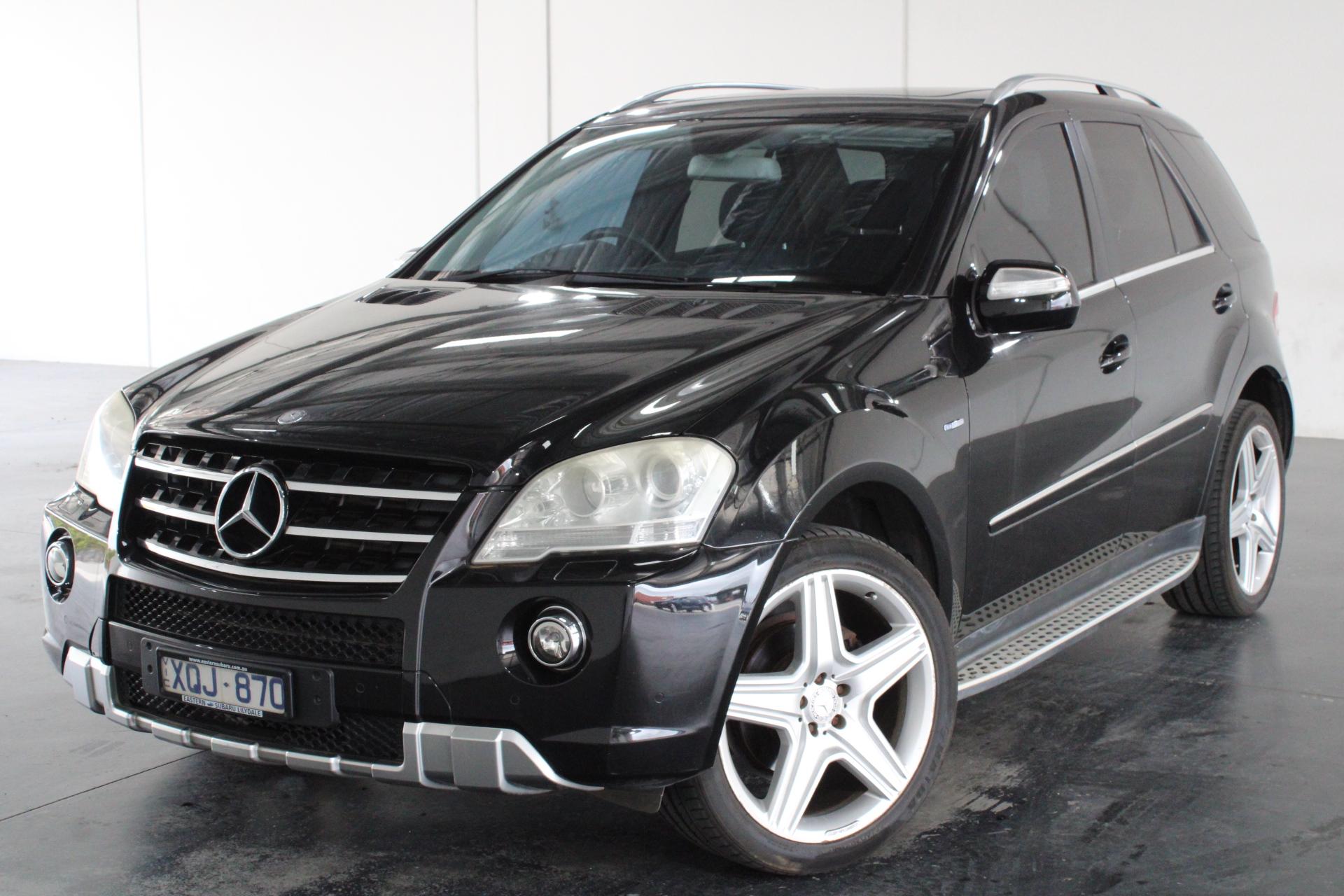 2010 Mercedes Benz ML 300 CDI (4x4) W164 Turbo Diesel Automatic SUV