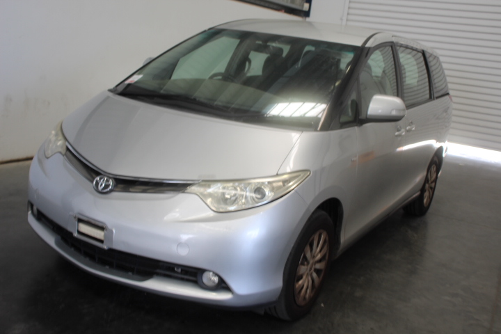 2007 Toyota Tarago New Shape Auto 8 Seats (Service History)