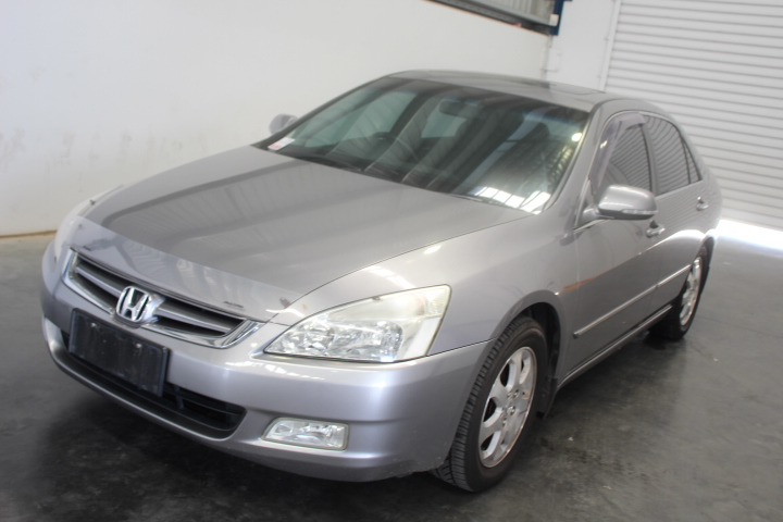 2004 (2005) Honda Accord V6 Luxury 7th Gen Automatic Sedan