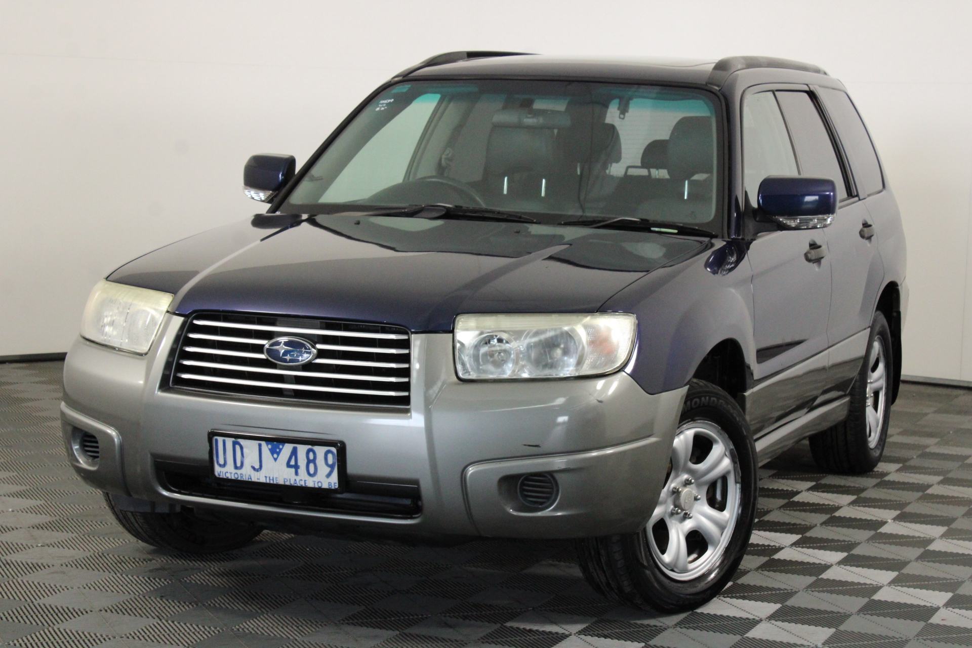 2006 Subaru Forester X Manual Wagon
