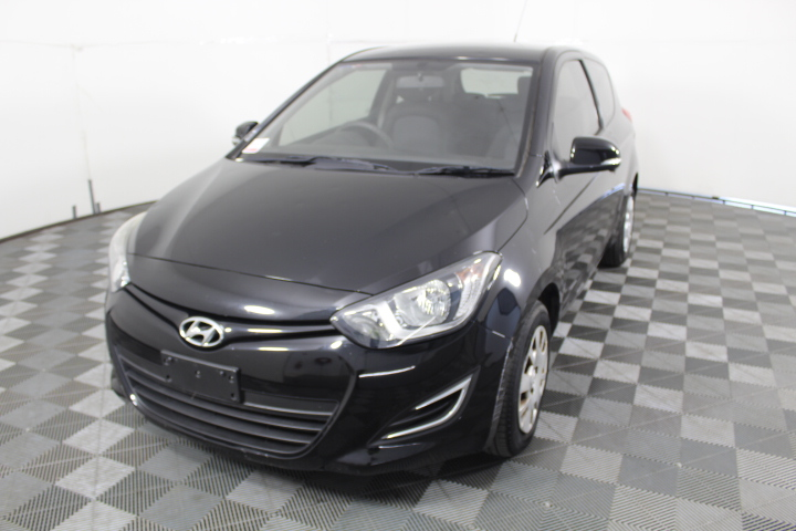 2013 (2014 Comp) Hyundai i20 Auto Hatch 29,671kms