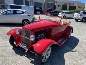1932 Ford Vicky Tourer RWD Automatic Con