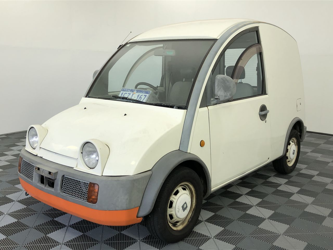 1989 Nissan S-CARGO Automatic Van