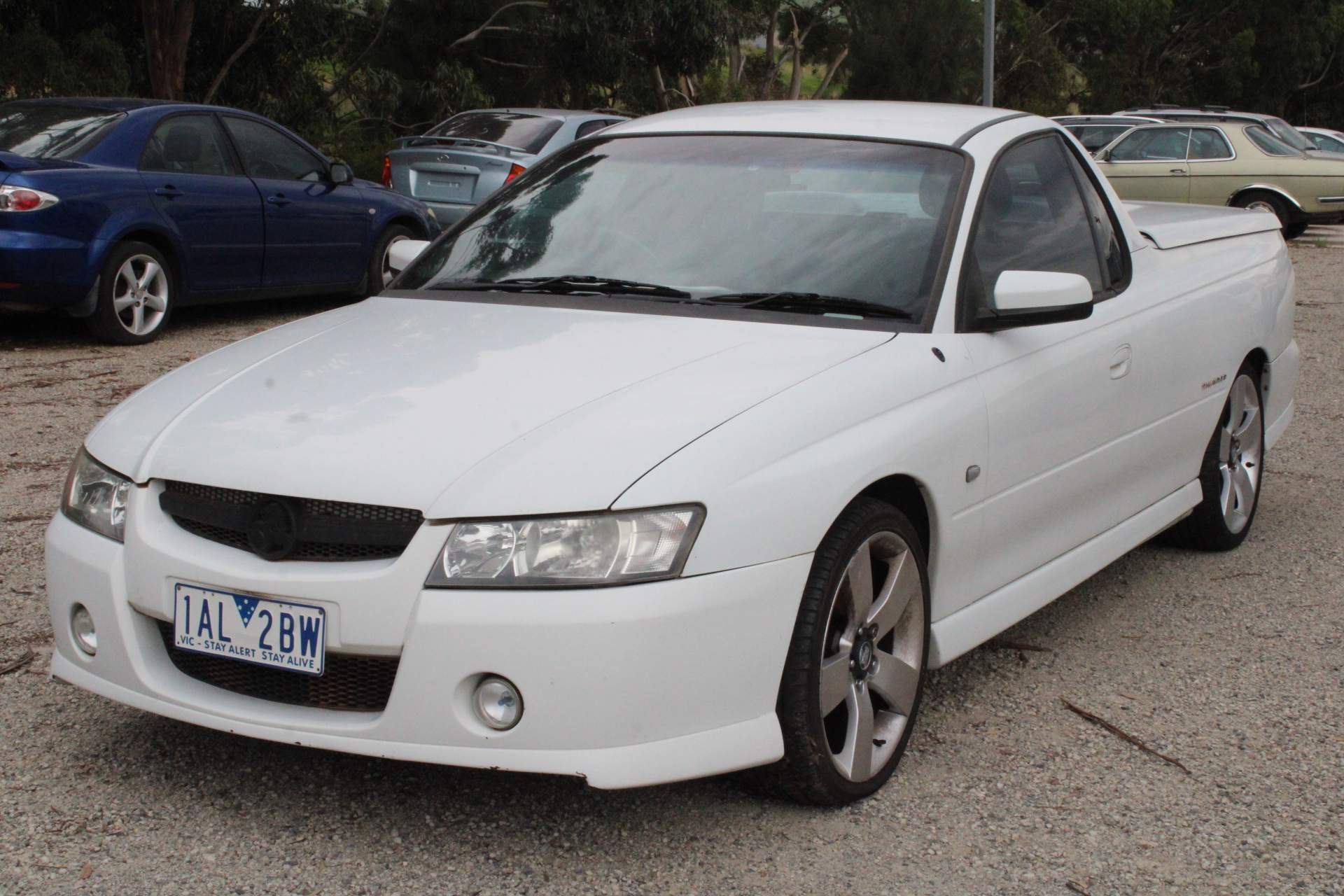 2006 Holden Commodore S THUNDER VZ Automatic Ute