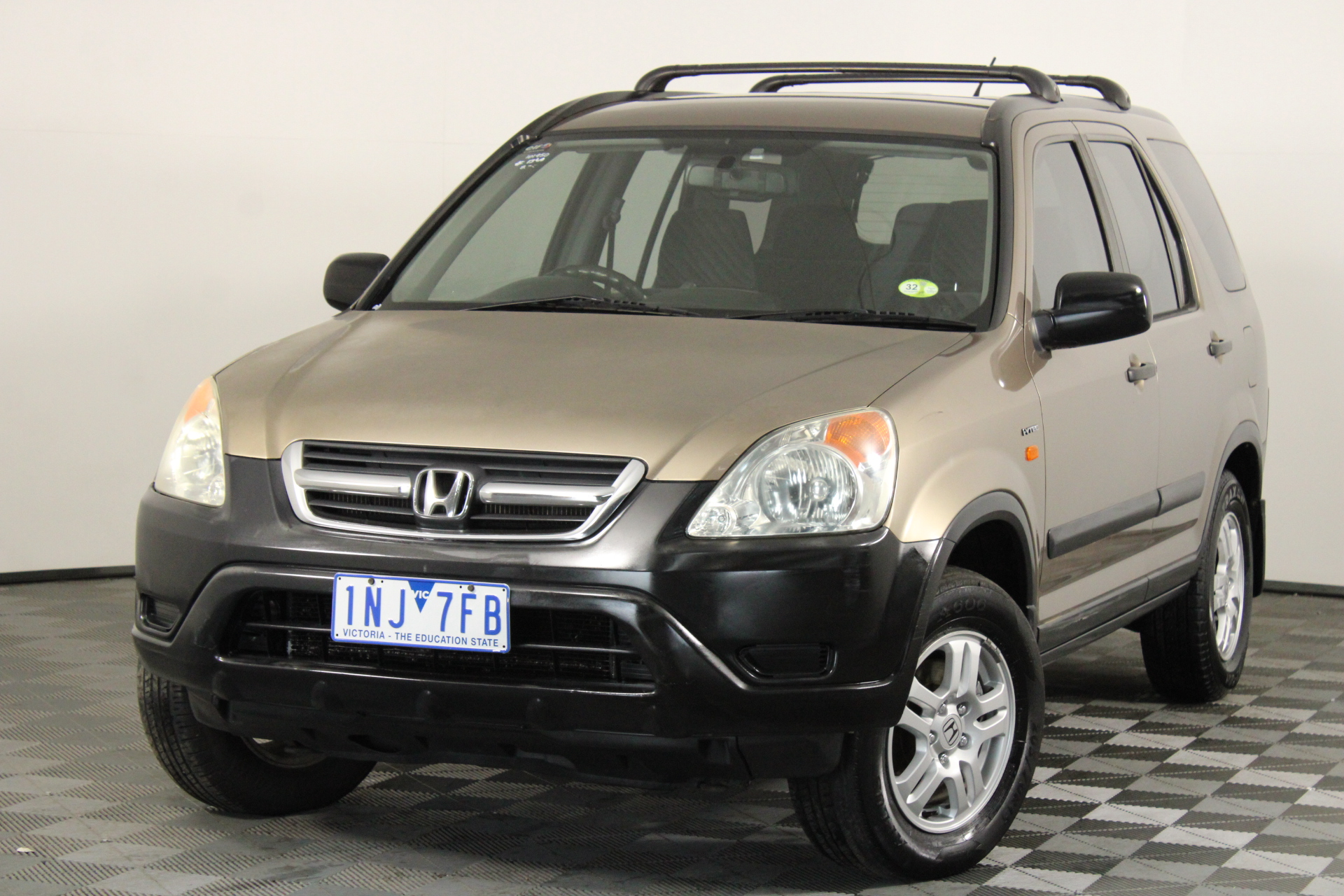 2003 Honda CR-V RD Automatic Wagon