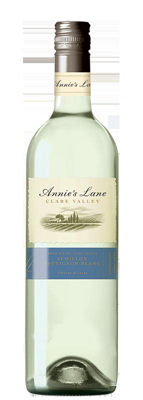 Annie's Lane Semillon Sauvignon Blanc 2019 (6x 750mL). Clare Valley, SA