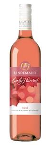Lindeman's Early Harvest Rose 2017 (6x 7