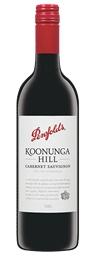 Penfold's Koonunga Hill Cabernet Sauvignon 2018 (6x 750mL).SA.