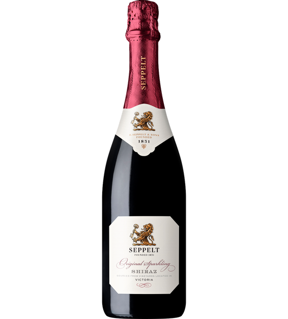 Seppelts Foundation Range Orginal Sparkling Shiraz NV (6x 750mL).TAS.