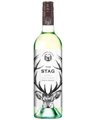 St Hubert's 'The Stag' Pinot Grigio 2019 (6x 750mL).TAS.