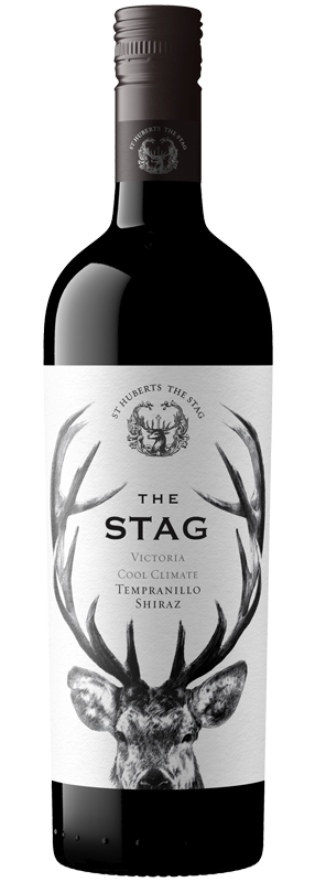 St Hubert's 'The Stag' Tempranillo Shiraz 2018 (6x 750mL).TAS.