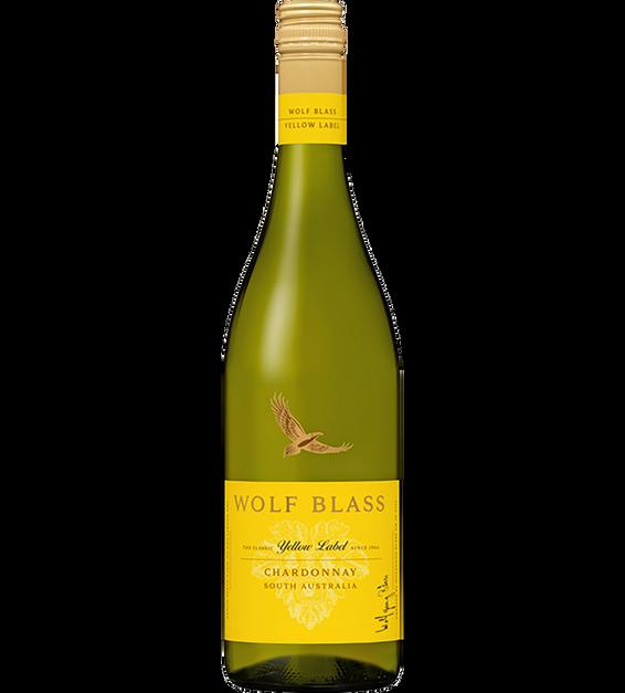 Wolf Blass Yellow Label Chardonnay 2018 (6x 750mL).TAS.