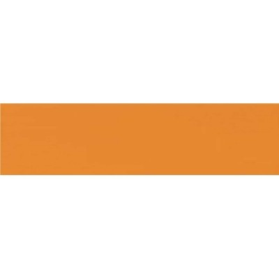 Petti Bella Orange Gloss Ceramic Subway Wall Tiles 65x265mm, 96 Boxes, 96m²