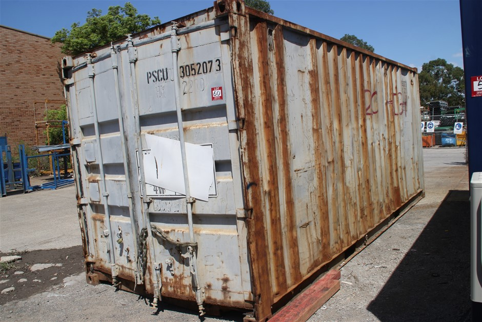 1998 20' Shipping Container