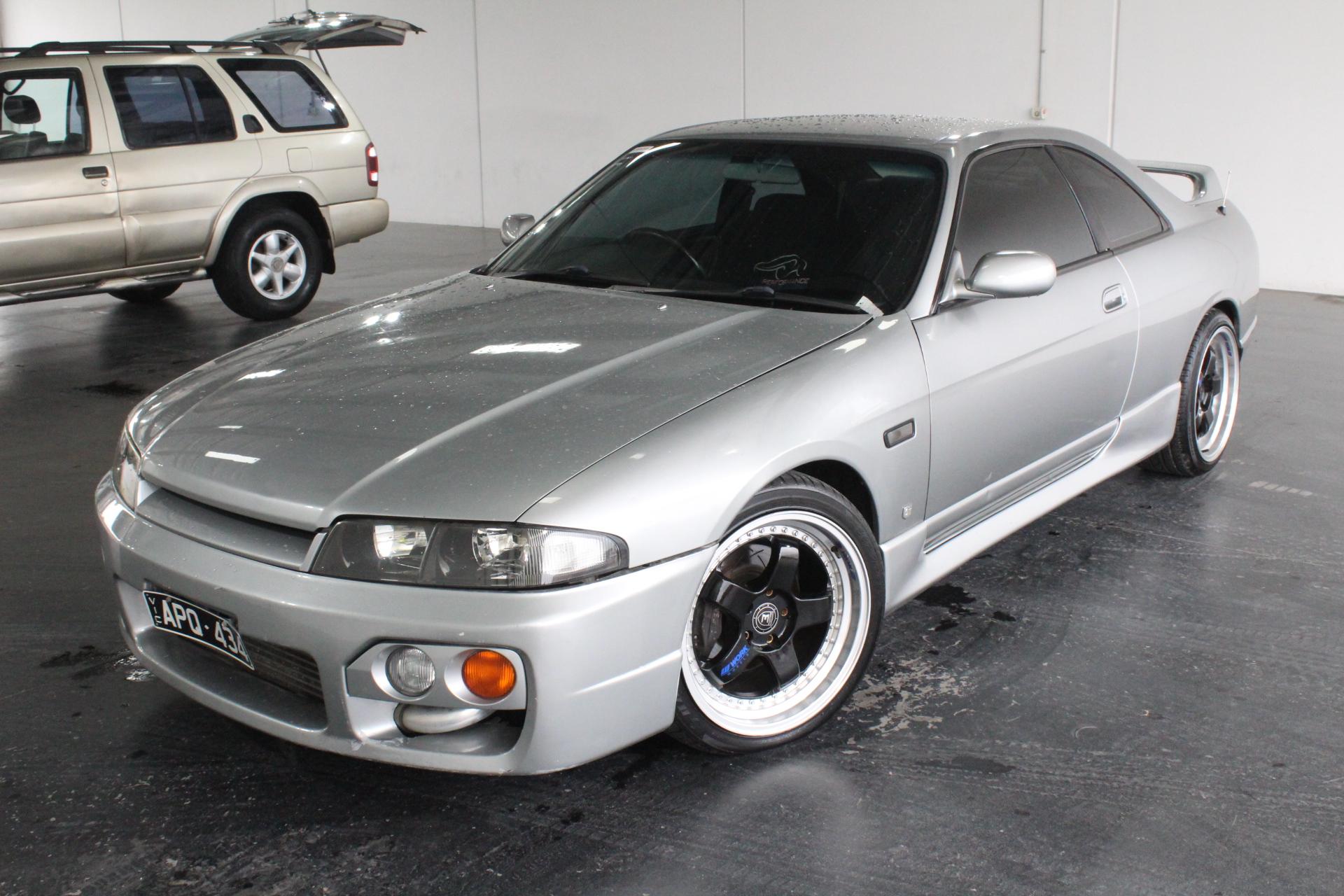 2003 Nissan Skyline R33 Manual Coupe