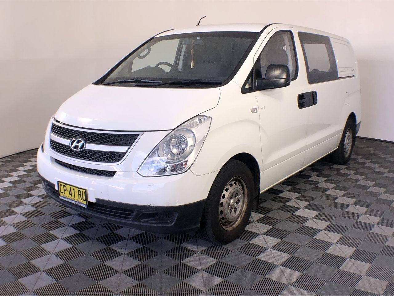 2011 Hyundai iLOAD TQ Turbo Diesel Automatic Van