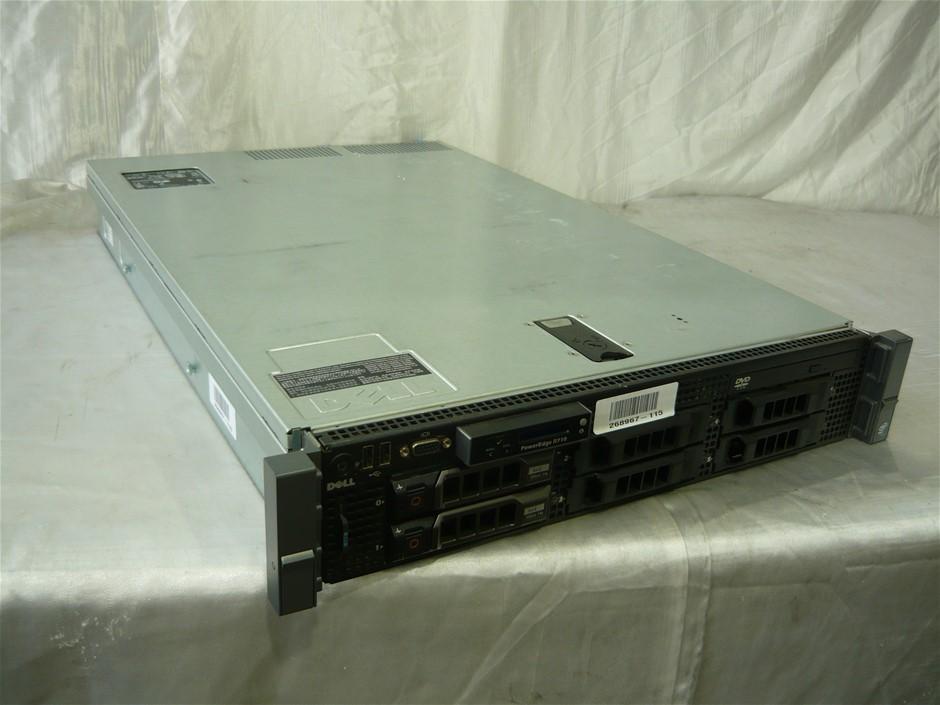 DELL (E02S) Server