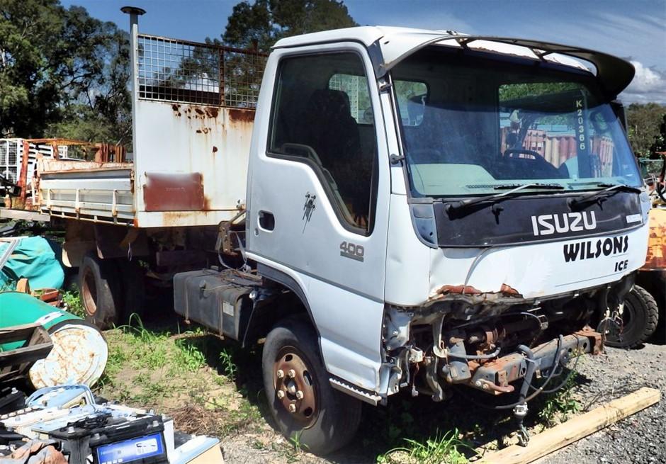 5/1997 Isuzu NPR 200 MEDIUM Tipper Truck